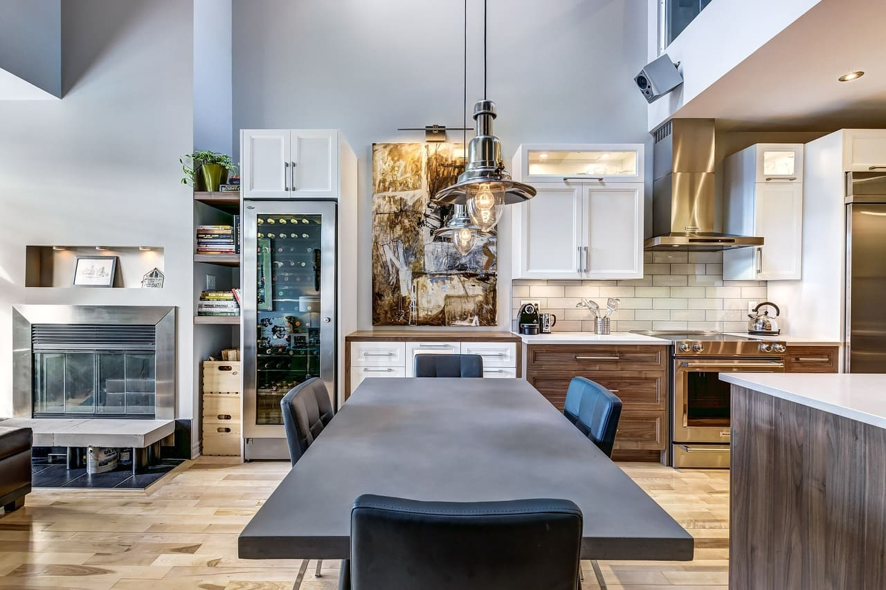 Nouvelle Cuisine Design Kitchen Cabinets And Countertops
